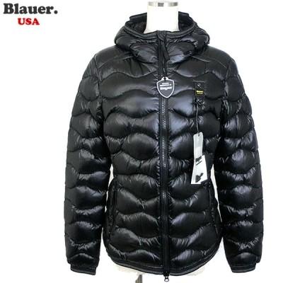 Blauer USA ブラウアー レディース ダウン ジャケット ショート 18WBLDC03009 004719 999 ブラック X51