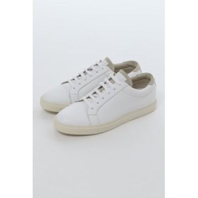 ブルネロクチネリ BRUNELLO CUCINELLI スニーカー ローカット シューズ 靴 MZUCAAK200 TZALC ホワイト メンズ (MZUCAAK200) 送料無料