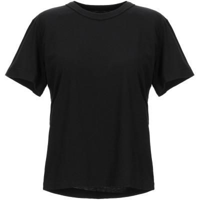 マウロ グリフォーニ MAURO GRIFONI T シャツ ブラック S コットン 100% T シャツ