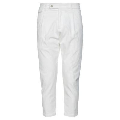 GOLDEN CRAFT 1957 パンツ ホワイト 34 コットン 98% / ポリウレタン 2% パンツ