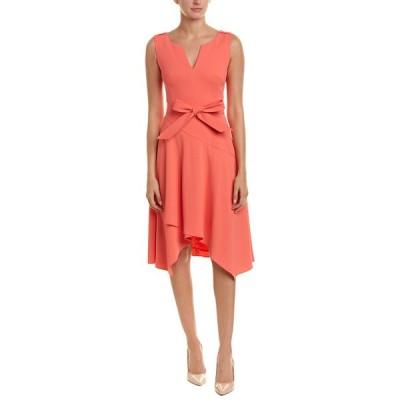 カレンミレン ワンピース トップス レディース Karen Millen A-Line Dress coral