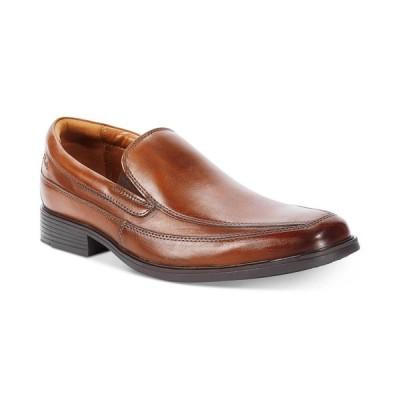 クラークス Clarks メンズ ローファー シューズ・靴 Tilden Free Loafer Dark Tan Leather