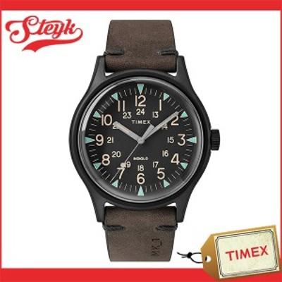 TIMEX TW2R96900 タイメックス 腕時計 アナログ MK1 メンズ ブラック ブラウン カジュアル