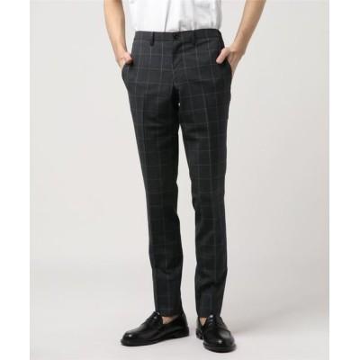 Perfect Suit FActory / TW2WAYストレッチグレンチェックSETUP PT MEN パンツ > スラックス