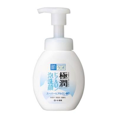 【アットコスメショッピング/@cosme SHOPPING】 極潤 ヒアルロン泡洗顔