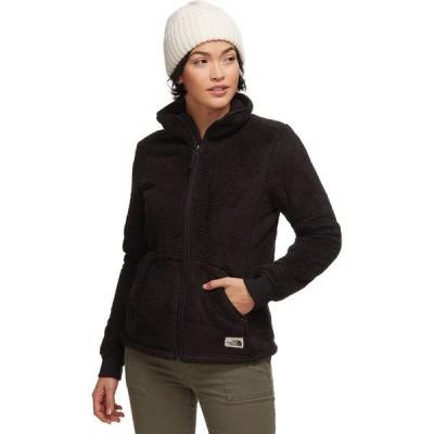 ノースフェイス ジャケット&ブルゾン レディース アウター Campshire Full-Zip Fleece Jacket - Women's Tnf Black
