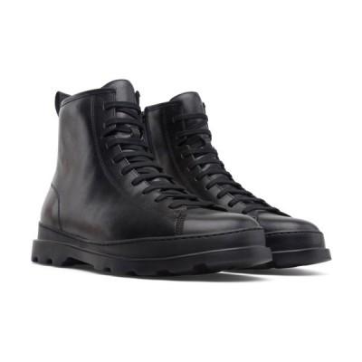 ブーツ [カンペール] BRUTUS / ブーツ プレーン レースアップ