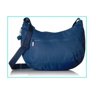 【新品】Hedgren Junket Large RFID Crossbody Bag, Navy Peony(並行輸入品)