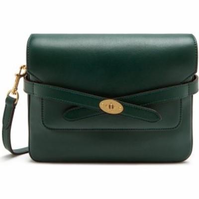 マルベリー MULBERRY レディース ショルダーバッグ バッグ Bayswater Belted Leather Shoulder Bag Mulberry Green