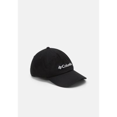 コロンビア 帽子 メンズ アクセサリー ROC HAT UNISEX - Cap - black/white