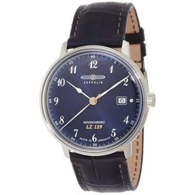 ツェッペリン メンズ用腕時計 Zeppelin Series LZ129 Hindenburg Germany Made 7046-3 70463 Men's Watch