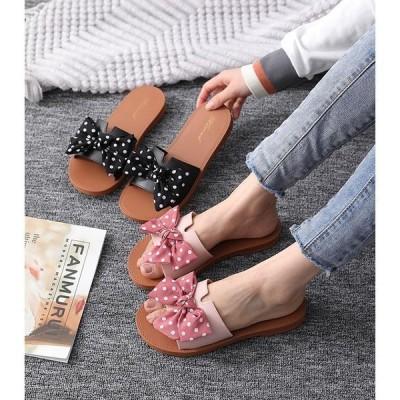 サンダル レディース シューズ 靴 スリッパ 厚底 ウェッジソール 履きやすい コンフォートサンダル オフィス 美脚