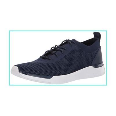 【新品】FitFlop Men's FLEXKNIT Sneaker, Midnight Navy, 12 M US(並行輸入品)