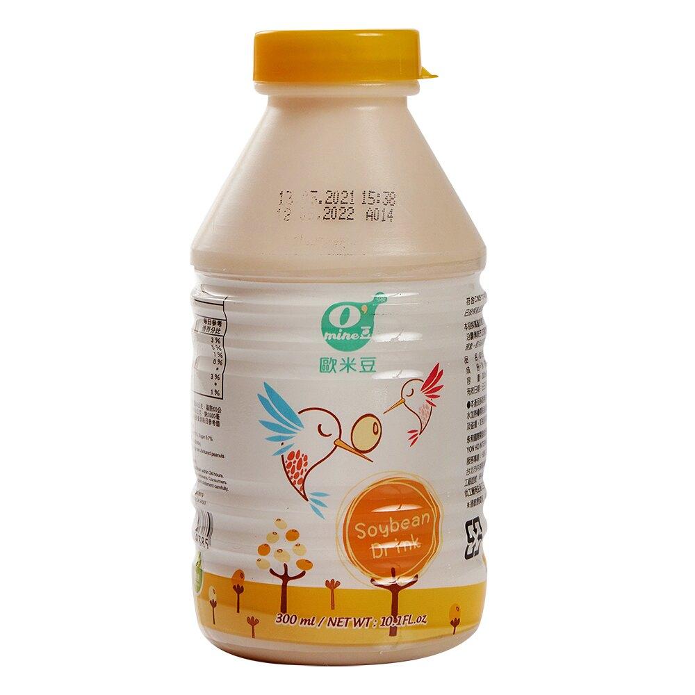 [箱購]歐米豆豆奶(300ml/瓶*24/箱)