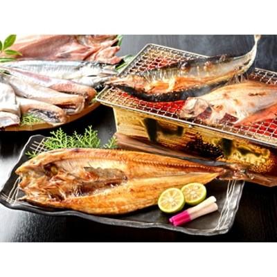 小樽海洋水産 (北海道)北海道産一夜干し詰合せ NO719