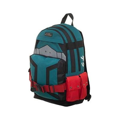 Bioworld - My Hero Academia Deku Suit-Up Backpack with Laptop Pocket 並行輸入品