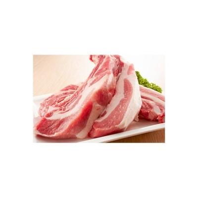 えびの市 ふるさと納税 えびの産 こだわり豚骨付きスペアリブ 計1.6kg
