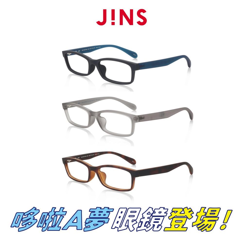 【JINS】哆啦A夢 多彩輕量聯名款眼鏡(AMRF20S015)