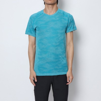 ティゴラ TIGORA メンズ フィットネス 半袖Tシャツ TR-3A1579TS