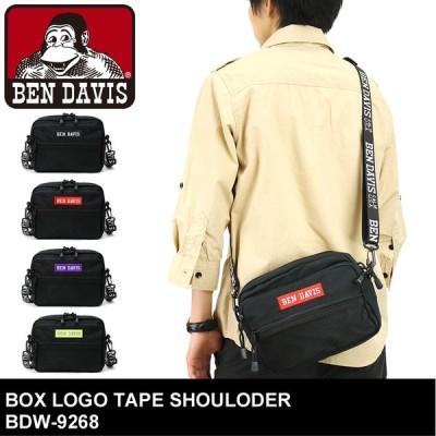 BEN DAVIS(ベンデイビス) ショルダーバッグ 斜め掛けバッグ ミニショルダーバッグ A5 BDW-9268 メンズ レディース 男女兼用