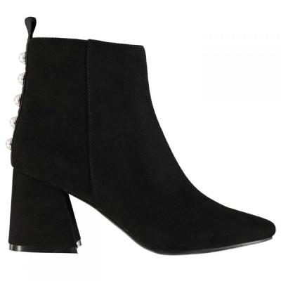 Miso レディース ブーツ シューズ・靴 Lotus Pearl Boots Black