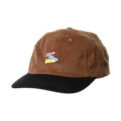 [チャリアンドコー] 帽子 ARROWS LOGO POLO CAP 抗菌 防臭 cc06-201015a-13(ブラウン Free Size)