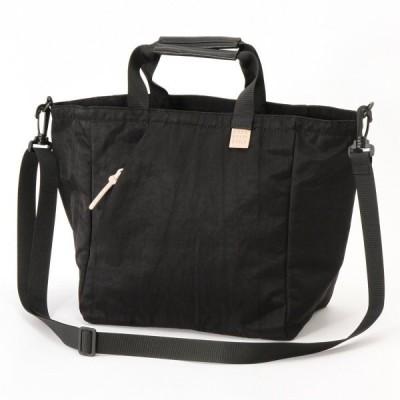 バッグ カバン 鞄 レディース A4サイズも収納出来る◎ナイロントートバッグ カラー 「ブラック」
