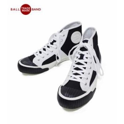 ボールバンド ハイカットキャンバススニーカー BALL BAND Hi Cut Sneaker 42 Jackie BB-42