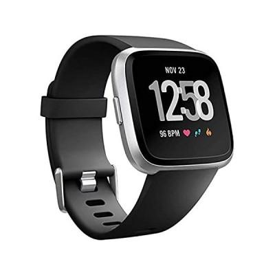 Wepro 交換用バンド Fitbit Versa スマートウォッチ用 Versa Lite SE スポーツウォッチバンド レディース メンズ S ブ