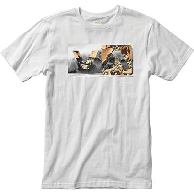 RVCA Photo Balance T-Shirt White S Tシャツ 送料無料