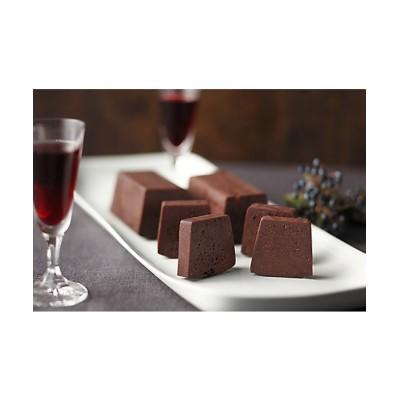 <OGGI/オッジ>【チョコレート】プティショコラプレーン(洋菓子)【三越伊勢丹/公式】