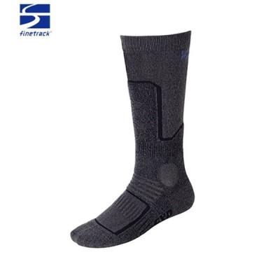 ファイントラック finetrack メリノスピンソックス EXPロング ソックス 靴下 スキー 登山 厚手 兼用 FSU0502