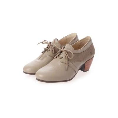ヨーロッパコンフォートシューズ EU Comfort Shoes パンプス (グレー)
