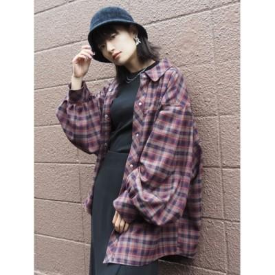 【エモダ/EMODA】 スウィッチングボーイズシャツ