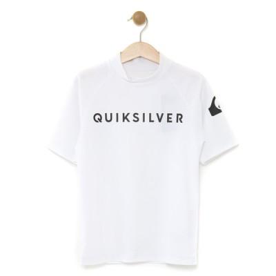 アウトレット価格 セール SALE クイックシルバー QUIKSILVER  ON TOUR SR KIDS Pullover Rash Guard