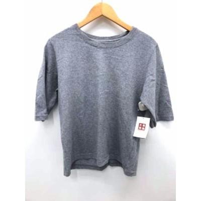 ユニバーサルオーバーオール UNIVERSAL OVERALL クルーネックTシャツ サイズFREE レディース 【中古】【ブランド古着バズストア】