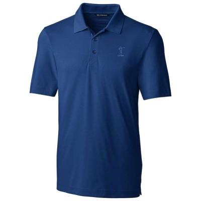 メンズ ポロシャツ LPGA Cutter & Buck Forge DryTec Polo - Royal