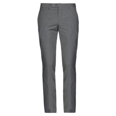 パオローニ PAOLONI パンツ 鉛色 54 バージンウール 100% パンツ