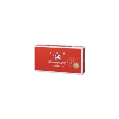 牛乳石鹸/カウブランド 赤箱 3個入