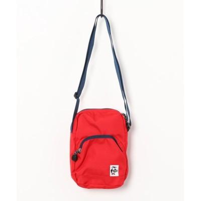 NAUGHTIAM / CHUMS(チャムス)Eco Vertical Shoulder Pack エコバーチカルショルダーパック CH60-2535 WOMEN バッグ > ショルダーバッグ