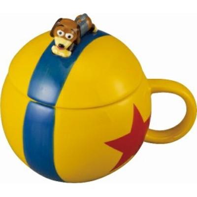 フィギュア付きマグ ピクサーボール トイストーリー スリンキードッグ SAN3143-4 サンアート sunart ディズニー Disney プレゼント ギフ