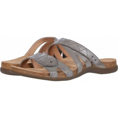タオス Taos Footwear レディース サンダル・ミュール シューズ・靴 Premier Grey