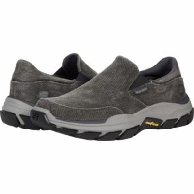 スケッチャーズ SKECHERS メンズ スニーカー シューズ・靴 Relaxed Fit Respected - Fallston Charcoal
