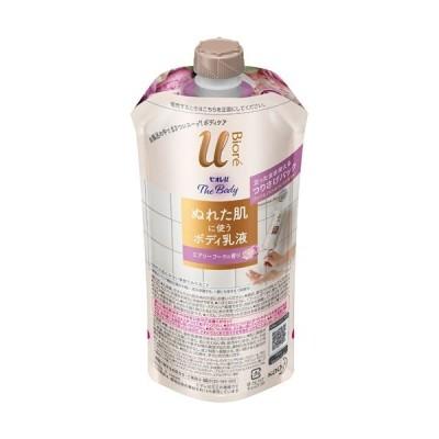 ビオレu ザボディ The Body ぬれた肌に使うボディ乳液 エアリーブーケ つりさげパック ( 300ml )/ ビオレU(ビオレユー)