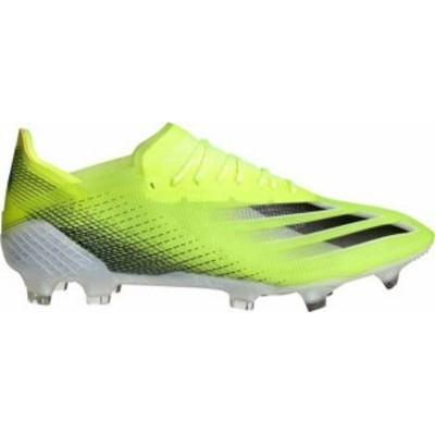 アディダス メンズ スニーカー シューズ adidas X Ghosted.1 FG Soccer Cleats Yellow/Black