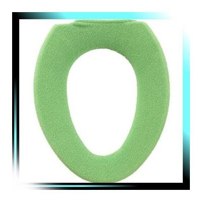 4. グリーン/f. 便座カバー O型  便座カバー グリーン O型専用