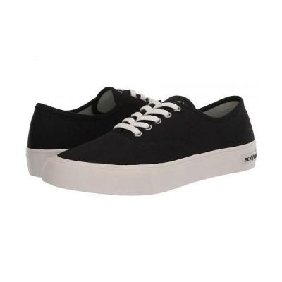 SeaVees シービーズ メンズ 男性用 シューズ 靴 スニーカー 運動靴 06/64 Legend Sneaker Standard - Black 1