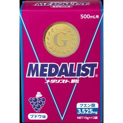 MEDALIST (メダリスト) メダリスト ブドウアジ500ML*12 FREE . 889897