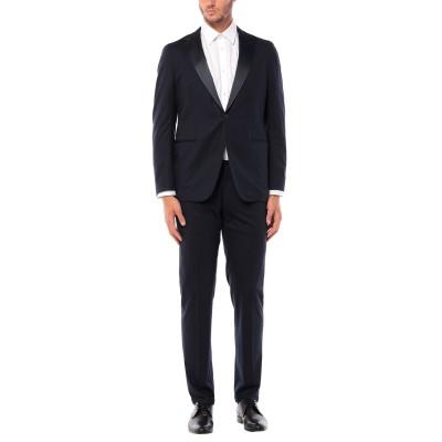 TOMBOLINI スーツ ダークブルー 50 ウール 100% スーツ