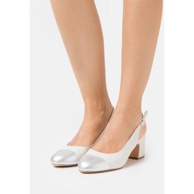 アンナフィールド ヒール レディース シューズ Classic heels - white